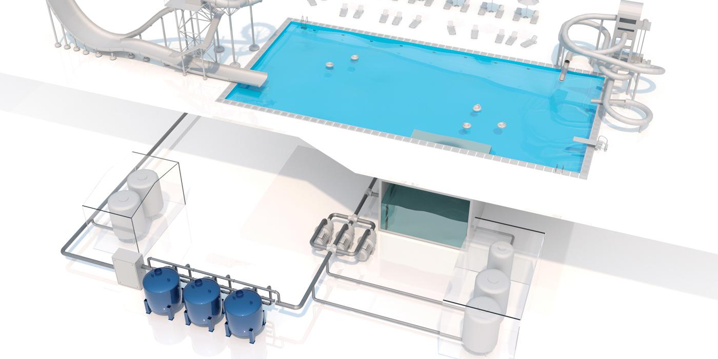 Aqua Park Water Treatment Fipnet